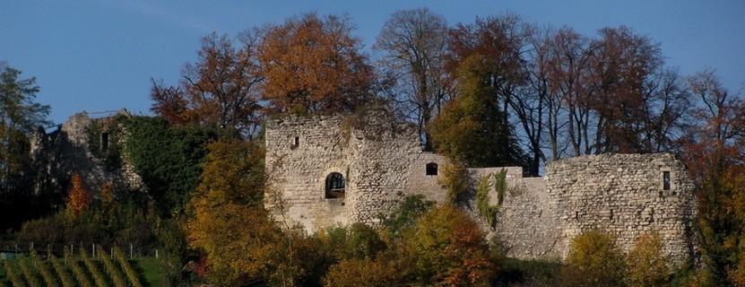 Vordere Wartenberg Ostseite 1 - Wartenberg