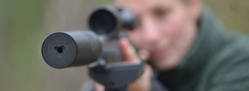 Jagd und Schalldämpfer ? via @treierp