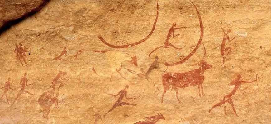 Urzeit - Das Jagdbrauchtum