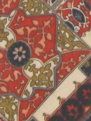Hatton Dandy vintage tie