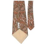 Altesse Paris acetate vintage tie