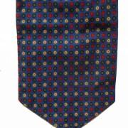 Small spot design vintage cravat