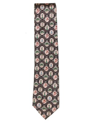English Sports Shop Bermuda Silk Tie