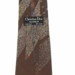 Christian Dior silk tie