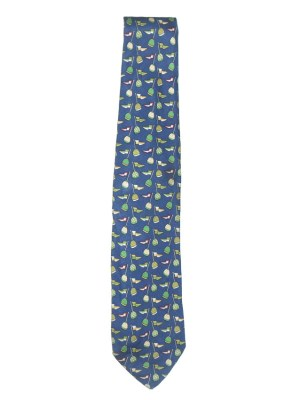 Vintage Salvatore Ferragamo silk tie