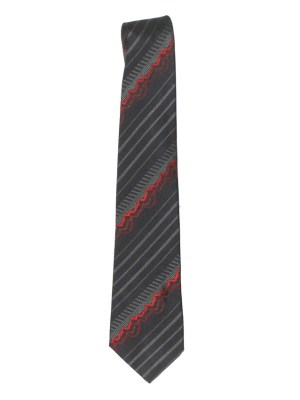 Christian Dior Monsieur Collection Silk Tie