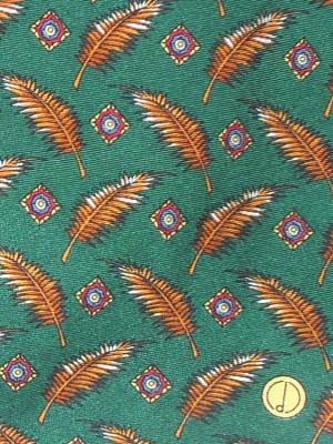 Vintage Dunhill silk tie