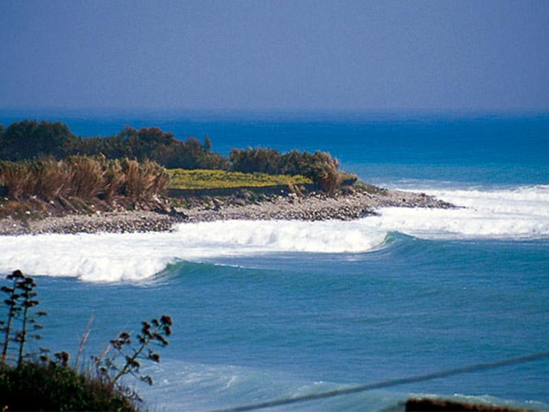 La spiaggia di capo spartivento la locride 3