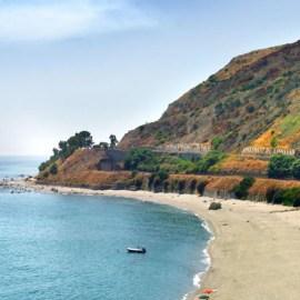 La spiaggia di Capo Bruzzano slider