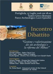 5 Rassegna del Cinema Archeologico @ Teatro greco-romano | Portigliola | Calabria | Italia