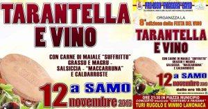 Festa del Vino @ Comune di Samo | Samo | Calabria | Italia