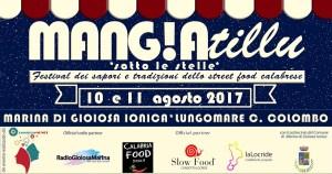 MANGIAtillu @ Lungomare di Marina di Gioiosa Ionica | Marina di Gioiosa Ionica | Calabria | Italia