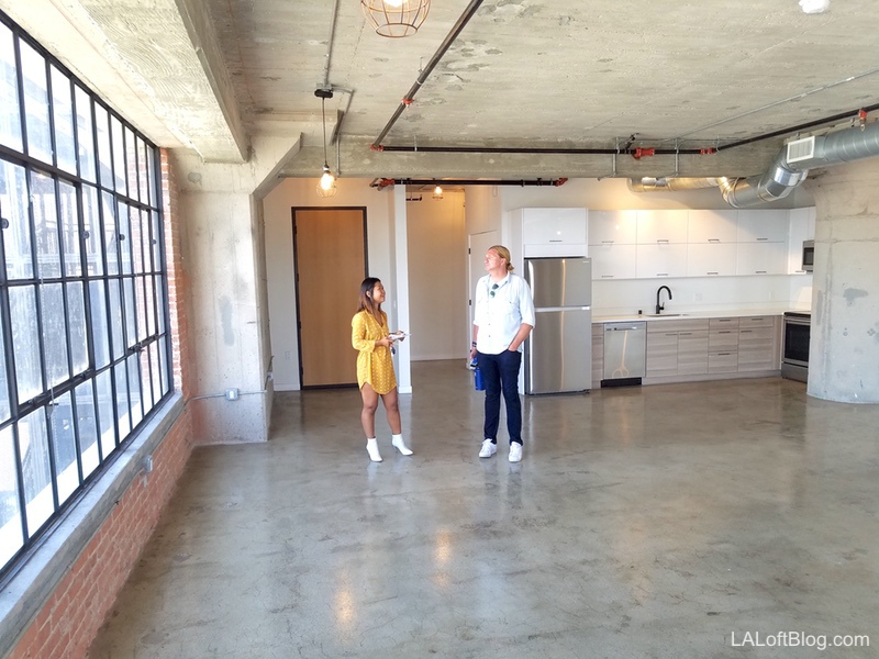 Walnut Building Mill Street Lofts Downtown L A  Apartments