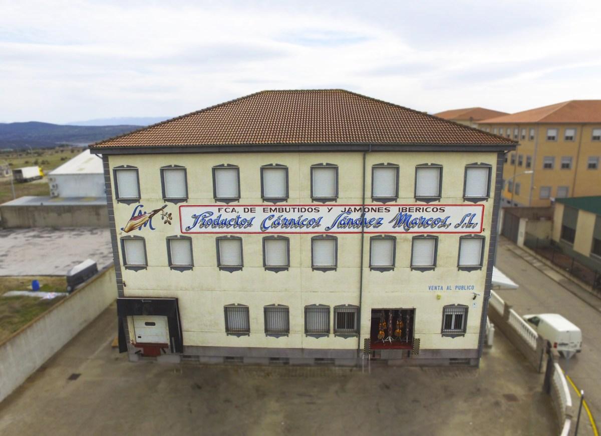 Fábrica de ibericos