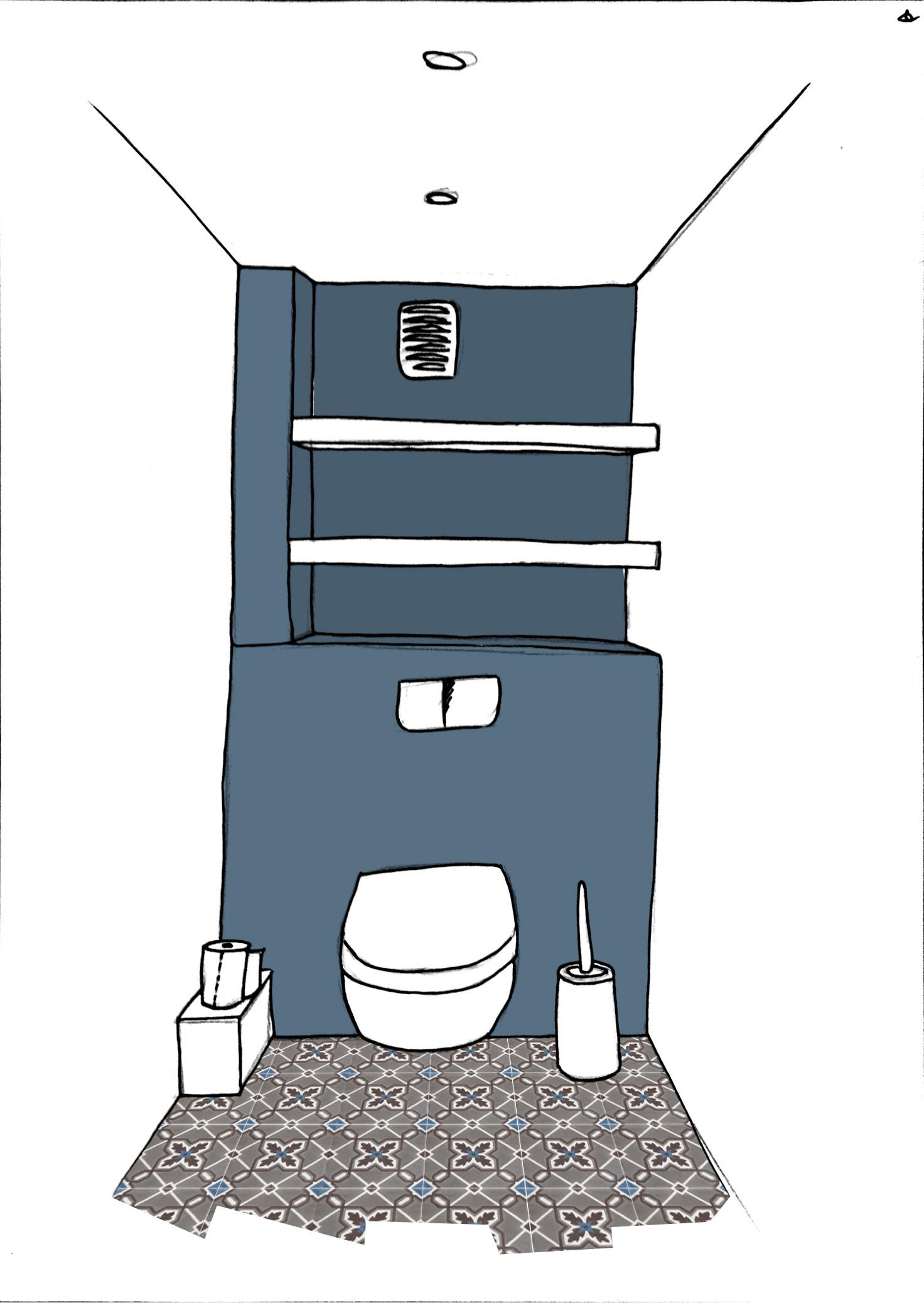 deco la renovation de nos wc