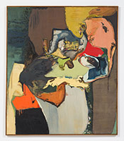 Fanny Sanín<BR> Oil No. 4, 1967<br> oil on canvas<br> 69 3/4 x 60 in. (177.2 x 152.4 cm)<br> Framed: 70 7/8 x 61 in. (180 x 154.9 cm)