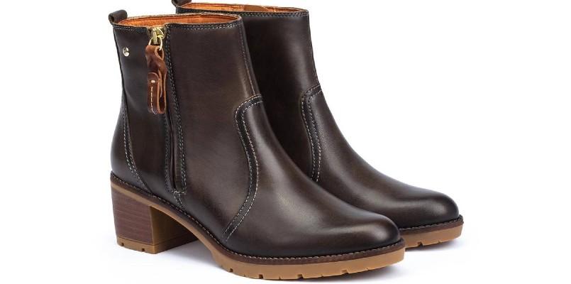 El calzado de mujer de Pikolinos destaca por su alta calidad de materiales y acabados