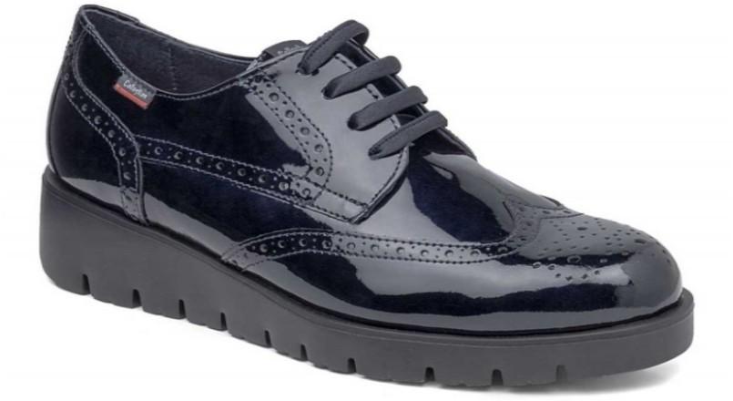 los zapatos callaghan de mujer se adaptan al pie