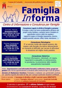 A Corinaldo torna Famiglia InForma. Incontri e consulenze per genitori e ragazzi 2
