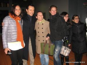 Ovazione al Teatro La Fenice per Stefano Accorsi
