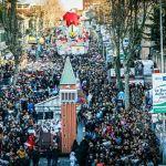 La soddisfazione di Seri per il Carnevale dei record
