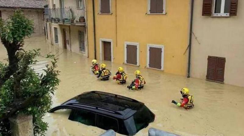 Tardano ad arrivare i risarcimenti per l'alluvione