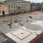 Senigallia, prende forma la nuova piazza Garibaldi
