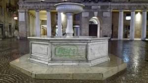 No ai graffiti selvaggi ad Urbino