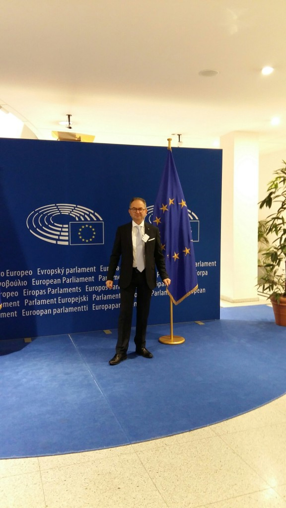 Cristini a Bruxelles per valutare il protocollo del saper vivere
