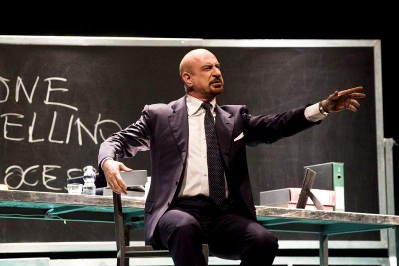 Per non morire di mafia, Sebastiano Lo Monaco a Urbino