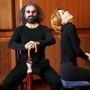Stefano Bollani e Valentina Cenni a Cagli con La Regina Dada