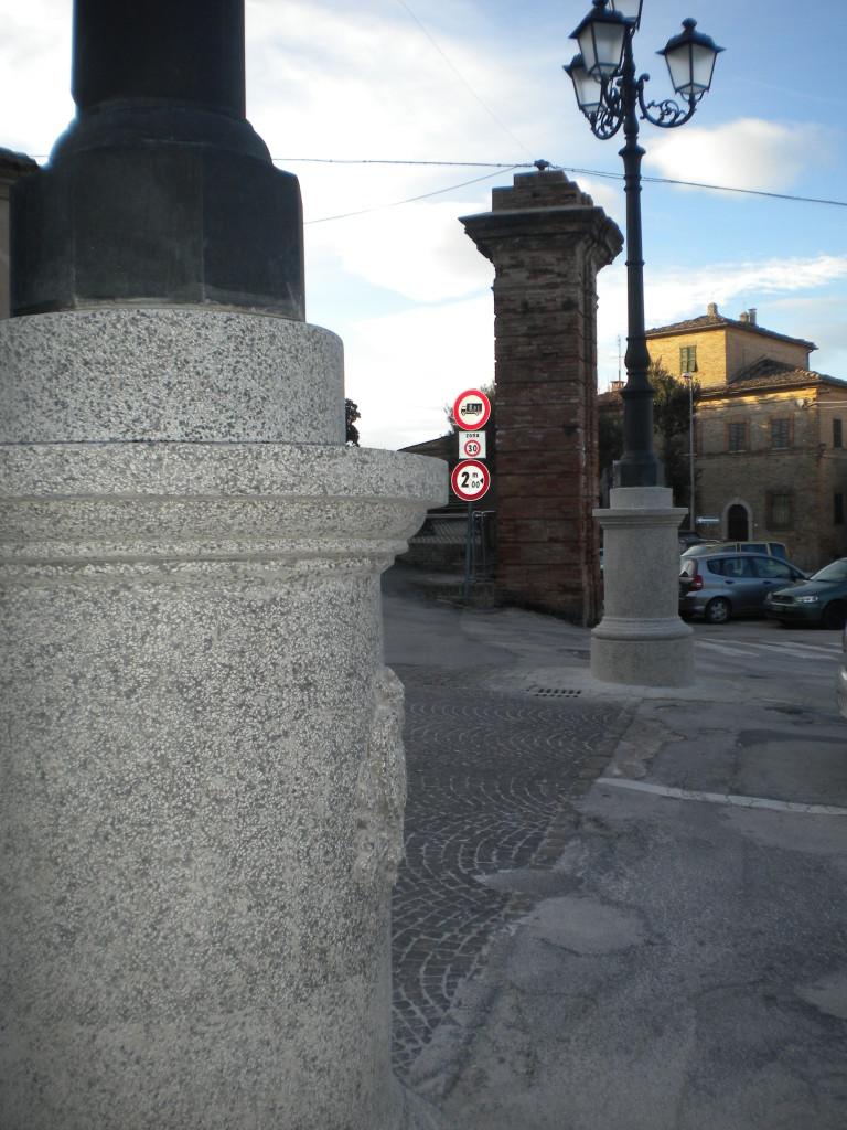 OSTRA / Il rispetto del codice della strada rende la città più bella