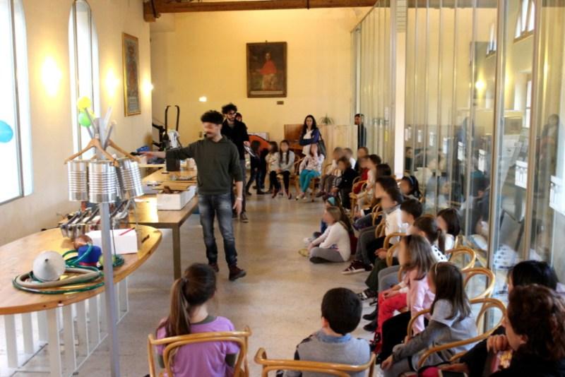 Cinque anni per la Biblioteca dei ragazzi di Senigallia