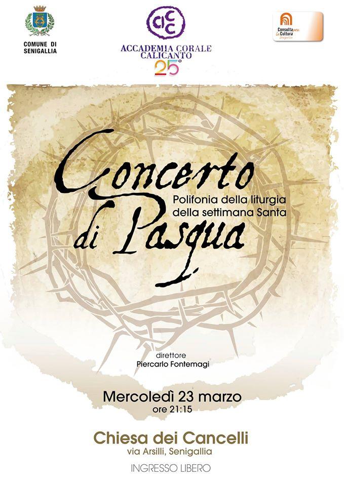 A Senigallia il concerto della Corale Calicanto