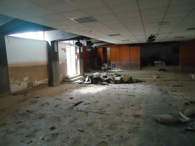 A due anni dall'alluvione riapre l'aula magna del Medi