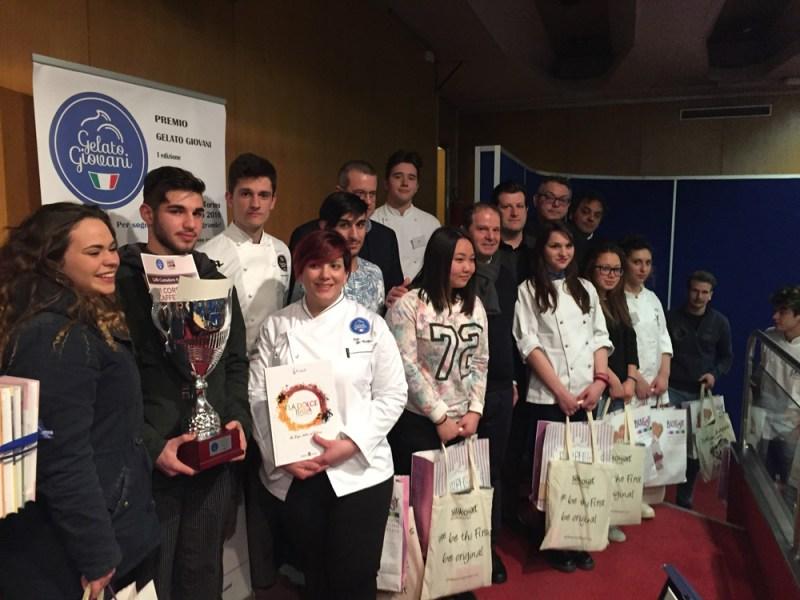 Studente di Senigallia vince concorso nazionale di gelateria