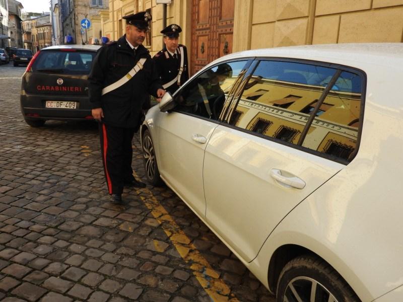Ventiquattrenne albanese arrestato a Senigallia