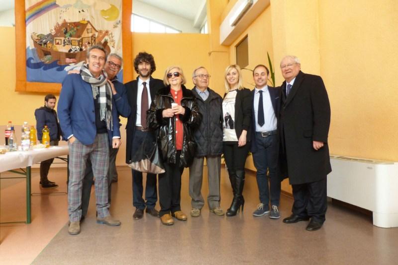 Torino ha dedicato un parco a Santa Maria Goretti