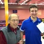 Gugliemi vince il 23° Biathlon Scacchi-Pingpong