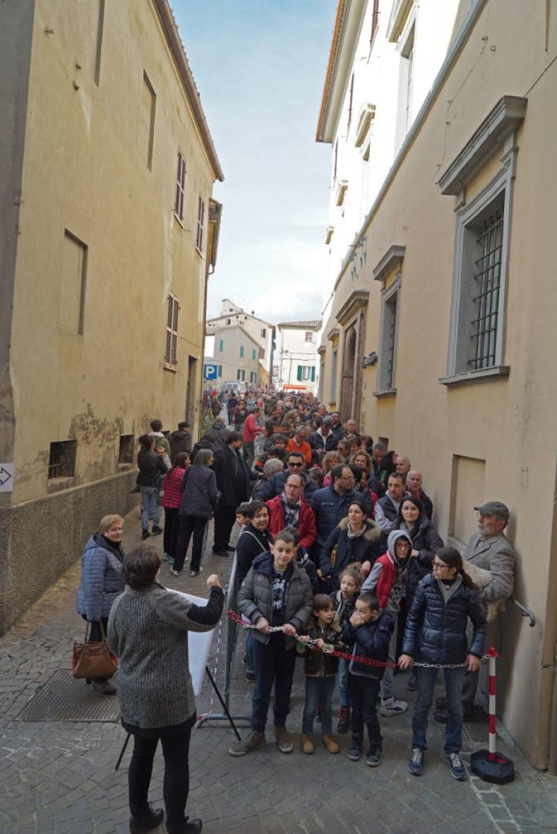 Alla scoperta del Monastero di Serra de' Conti
