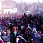 Alla Festa dei Folli di Corinaldo record di presenze