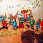 L'Orchestra Infantile LiberaMusica a Cagli
