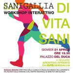 Vivere sani, giovedì un workshop a Senigallia