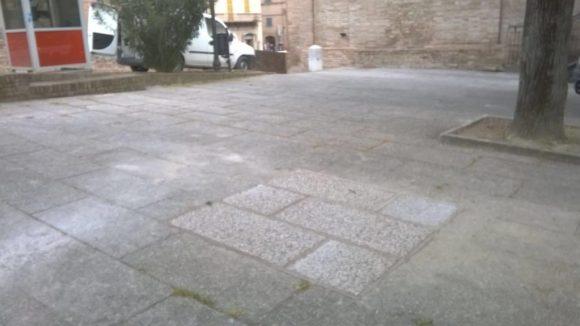 Proseguono a Ostra gli interventi nel centro storico