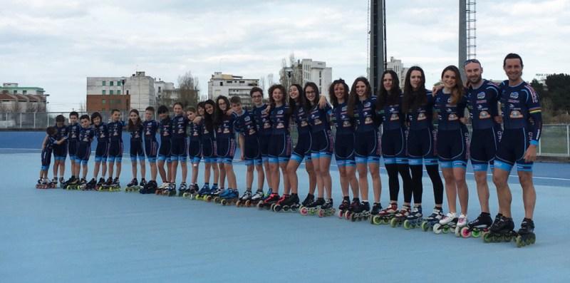 Tanti successi per i giovani campioni del Team Roller Senigallia