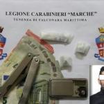 Giovane libico arrestato per spaccio di stupefacenti