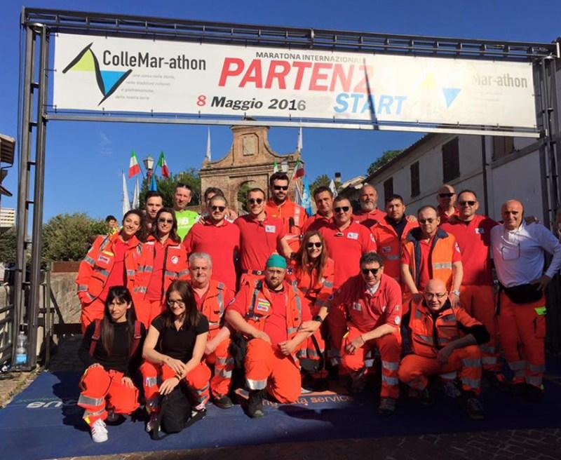 Andrea Gargamelli trionfa nella ColleMar-athon