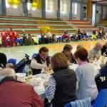 Un successo a Falconara il pranzo del 1° maggio