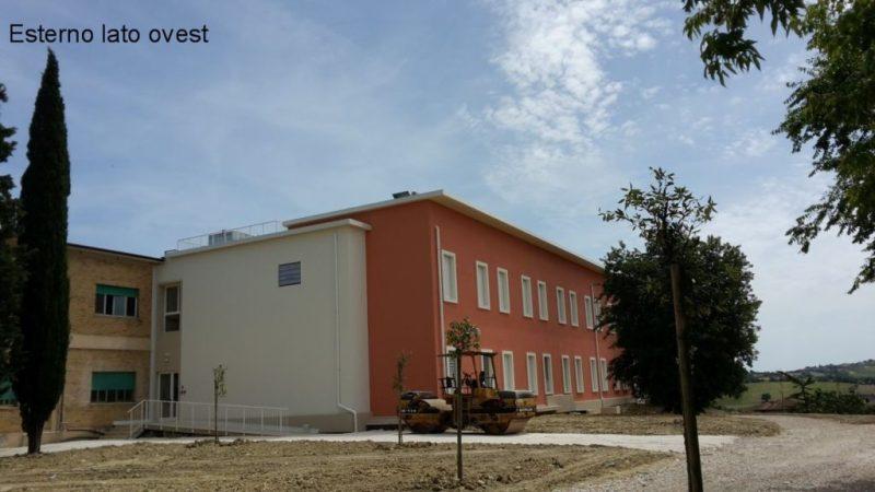 Dal 1 giugno sarà operativa la nuova Casa di Riposo di Ostra