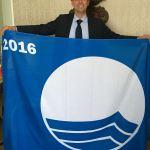 Sabato Senigallia festeggia le nuove Bandiere Blu